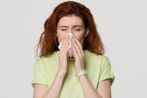 3 claves naturales para acabar con la sinusitis