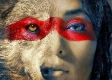 mujer-lobo