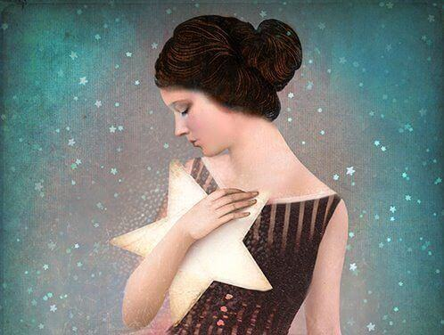 mulher-una-estrella-estrella