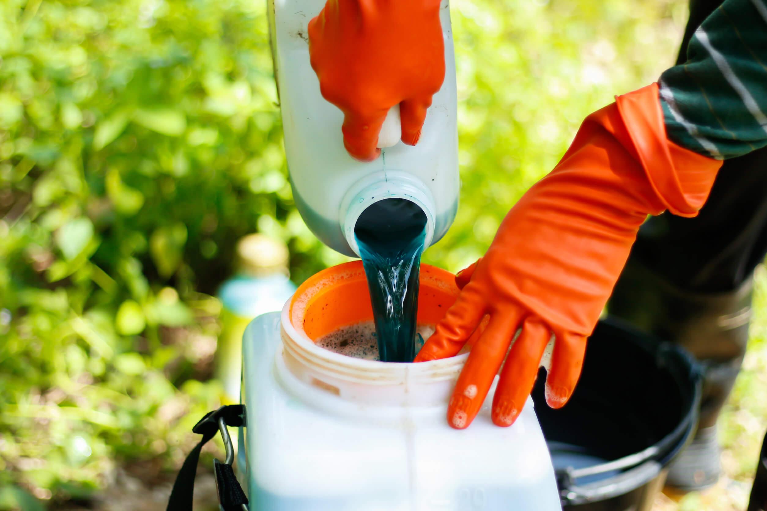 Cómo quitar los pesticidas de las verduras y frutas