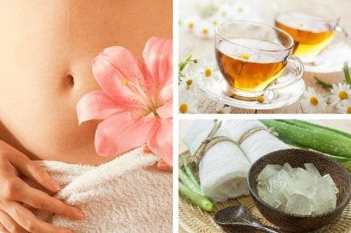 9 remedios naturales para aliviar la sequedad vaginal