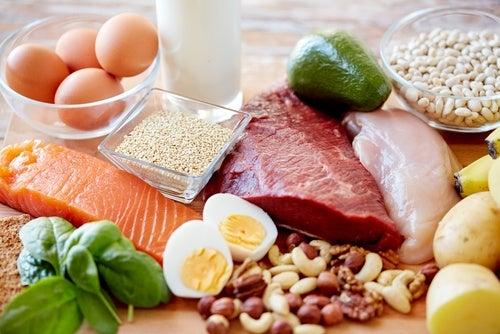 zinc en la alimentación