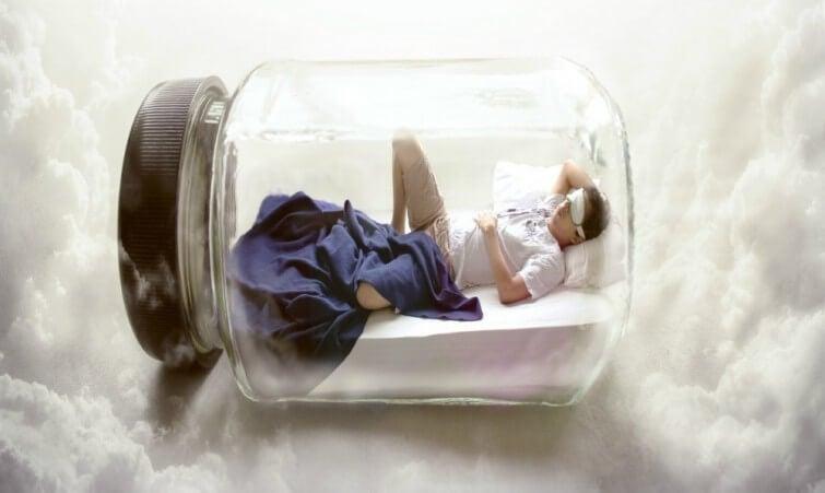 3 cosas que pasan en tu cuerpo cuando duermes tarde