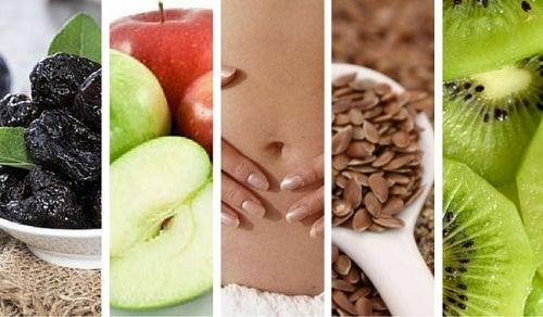 5 laxantes naturales que no irritan el intestino