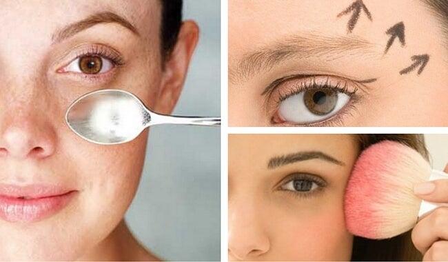 5 trucos cosméticos para cuando estás cansada o enferma