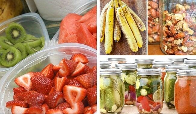 6 errores que debes evitar si quieres conservar en buen estado tus alimentos