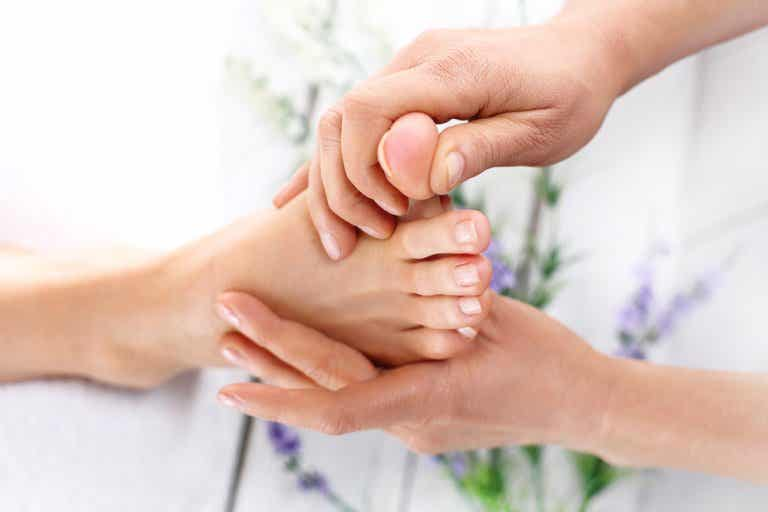 6 lugares del cuerpo que vale la pena masajear