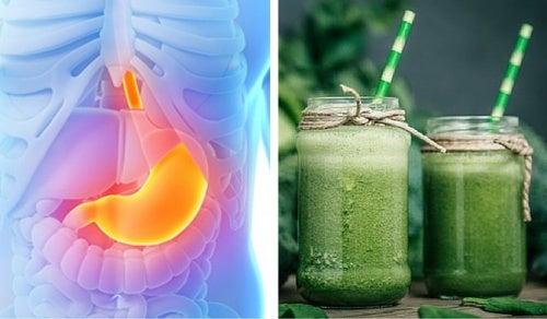 Cómo evitar y curar la acidez de estómago