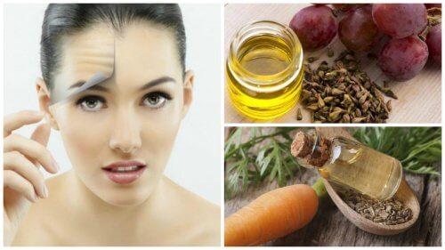 Los 8 mejores aceites para mantener la piel joven y saludable