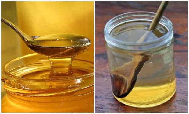 Estos son los beneficios que obtienes por tomar agua con miel