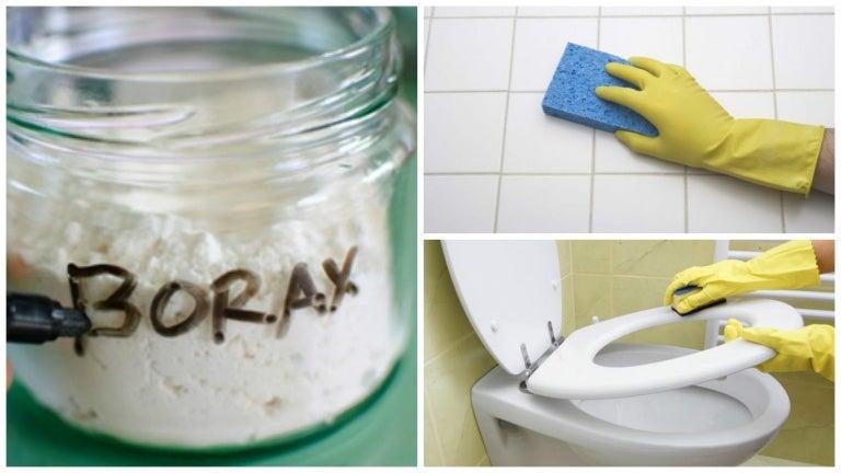 8 formas de utilizar bórax en el hogar