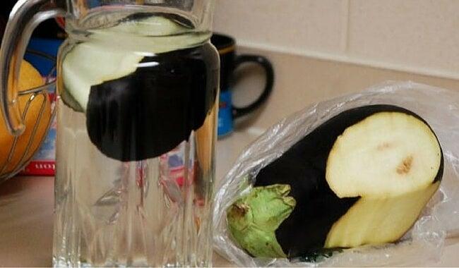 Eggplant extract
