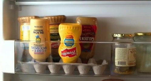Carton-salsa