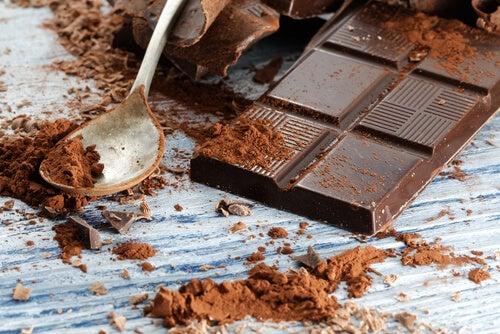 El chocolate y sus beneficios para el corazón