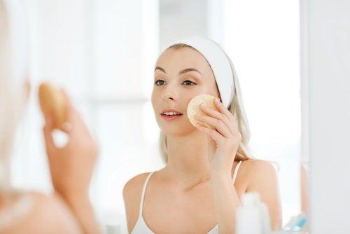 Consigue esponjas cosméticas