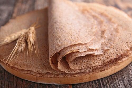 El trigo sarraceno es uno de los mejores cereales para los celíacos