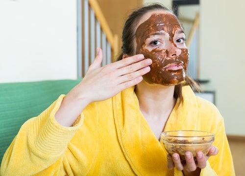Cuáles son los beneficios del chocolate para la piel