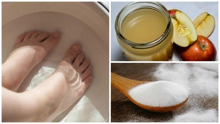 Combina estos dos ingredientes para deshacerte de los hongos en las uñas