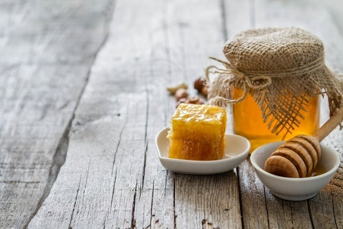 La dieta de la miel
