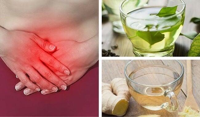 Las mejores 8 infusiones contra los gases intestinales