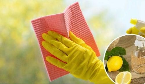 ¿Necesitas limpiar las ventanas y cristales de tu hogar? ¡Apunta estos trucos!