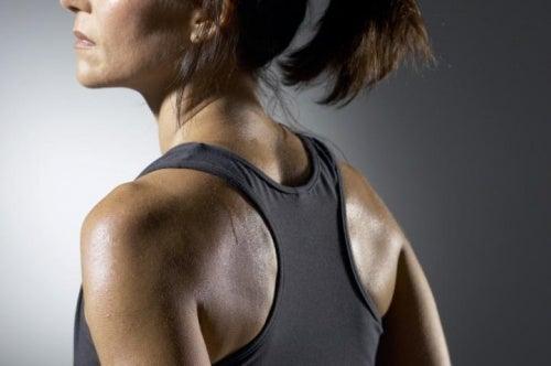 5 cosas que dice tu sudor sobre tu salud