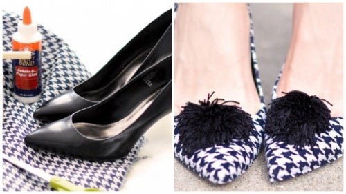 Pompones-zapatos