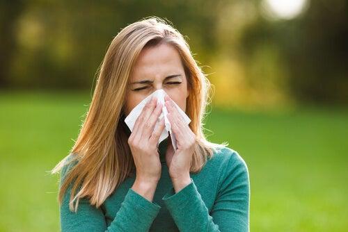 7 cosas comunes que pueden desencadenar alergias