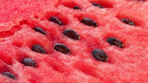 Semillas de sandía