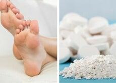 Un truco sencillo para eliminar las durezas de los pies con aspirinas