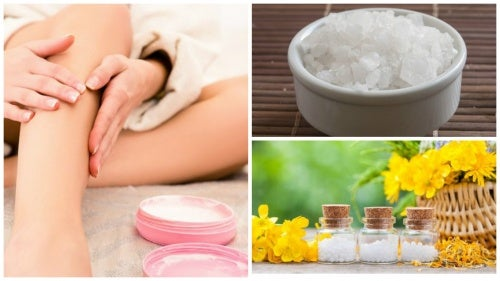 Cómo preparar un ungüento de magnesio para calmar el dolor en las piernas