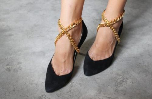 Zapato-elegante