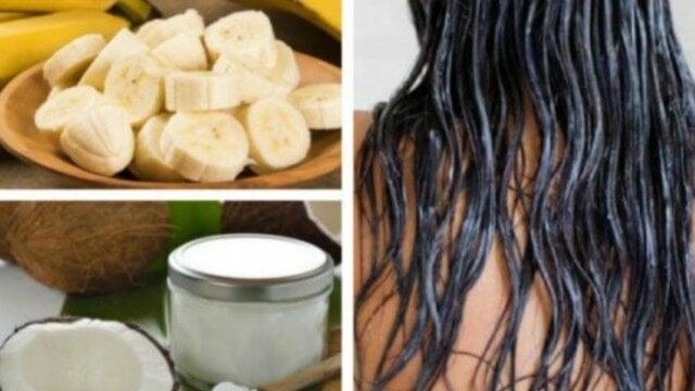 Cómo hacer remedios con plátano para el crecimiento saludable del cabello