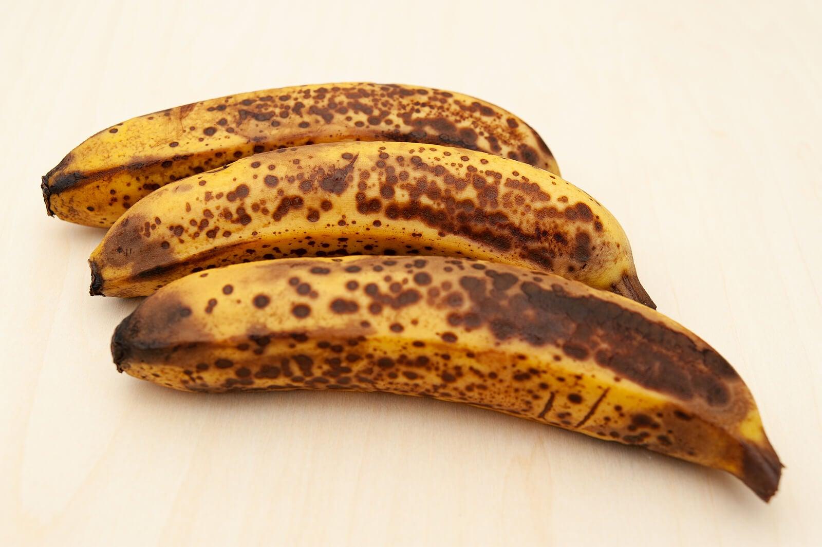8 beneficios que obtiene tu cuerpo cuando comes bananas maduras