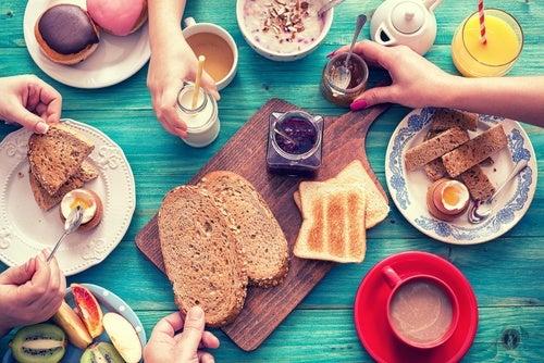 Bollería para el desayuno mejor casera