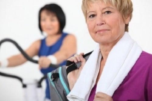 buenos hábitos en la menopausis