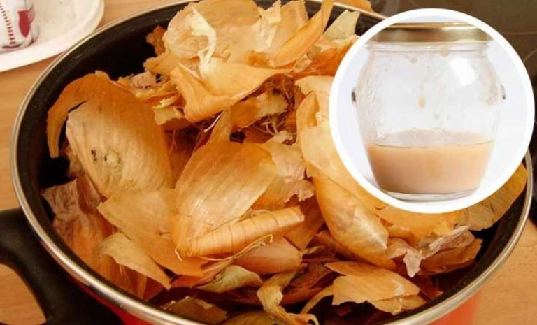 9 usos de la cáscara de cebolla que no te imaginabas que existían