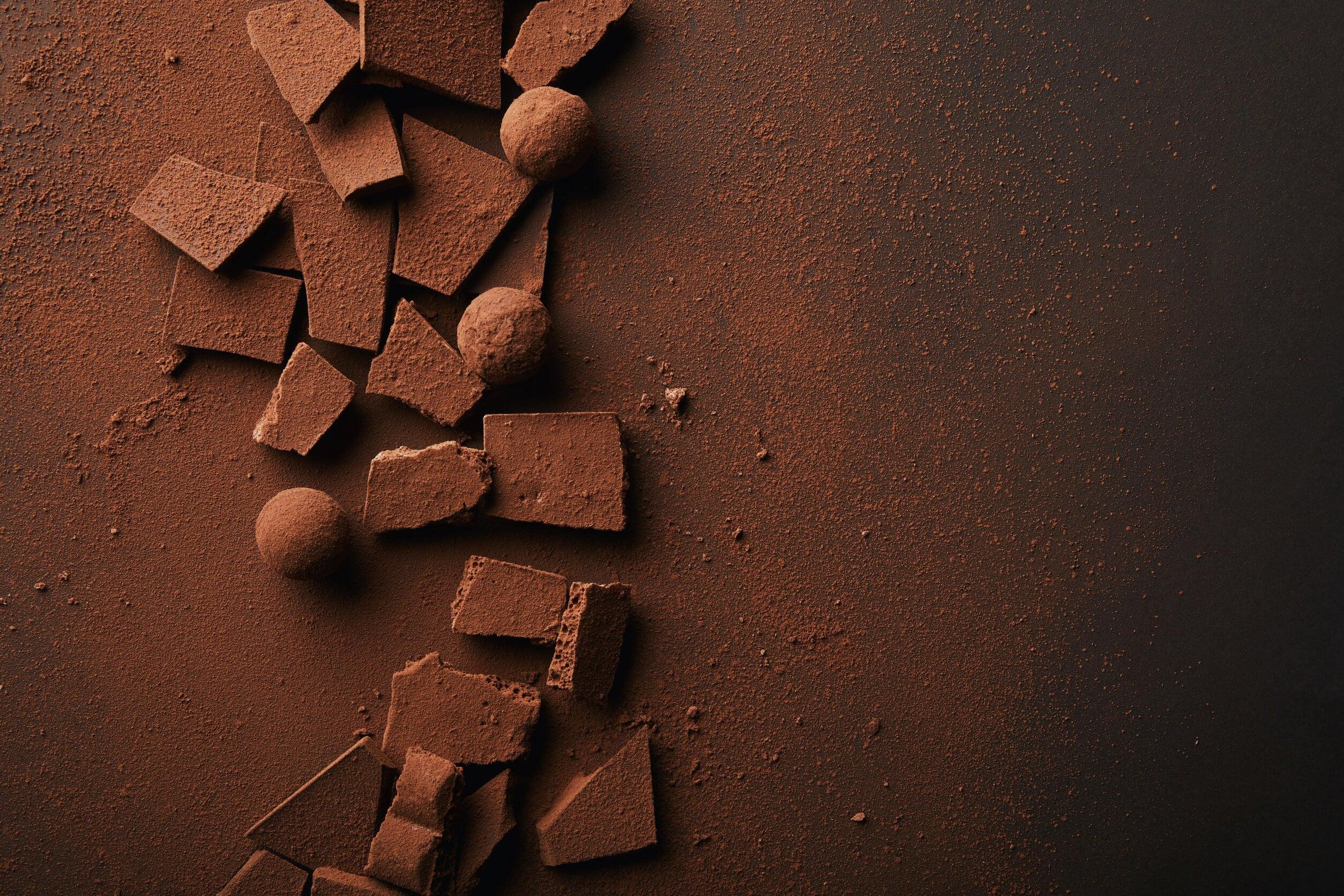 11 increíbles beneficios del cacao amargo