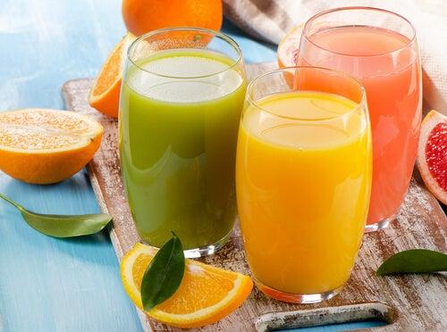Beneficios de consumir cítricos en el desayuno