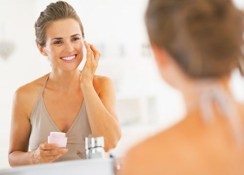 crema antiedad para las manchas de la piel