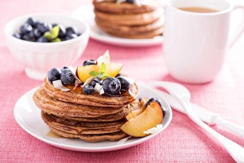 5 desayunos saludables sin gluten y sin lactosa