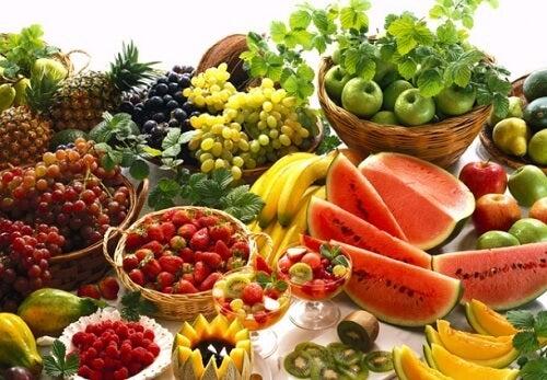 Dieta vegetariana.