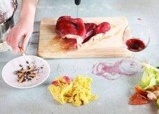 Errores comunes en la cocina