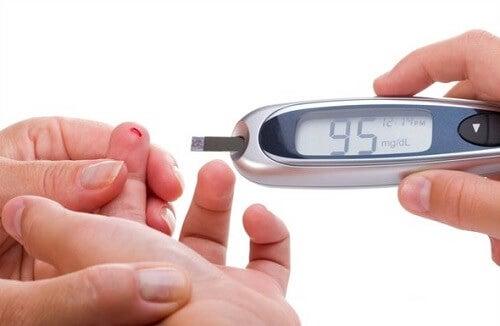 Niveles de glucosa.