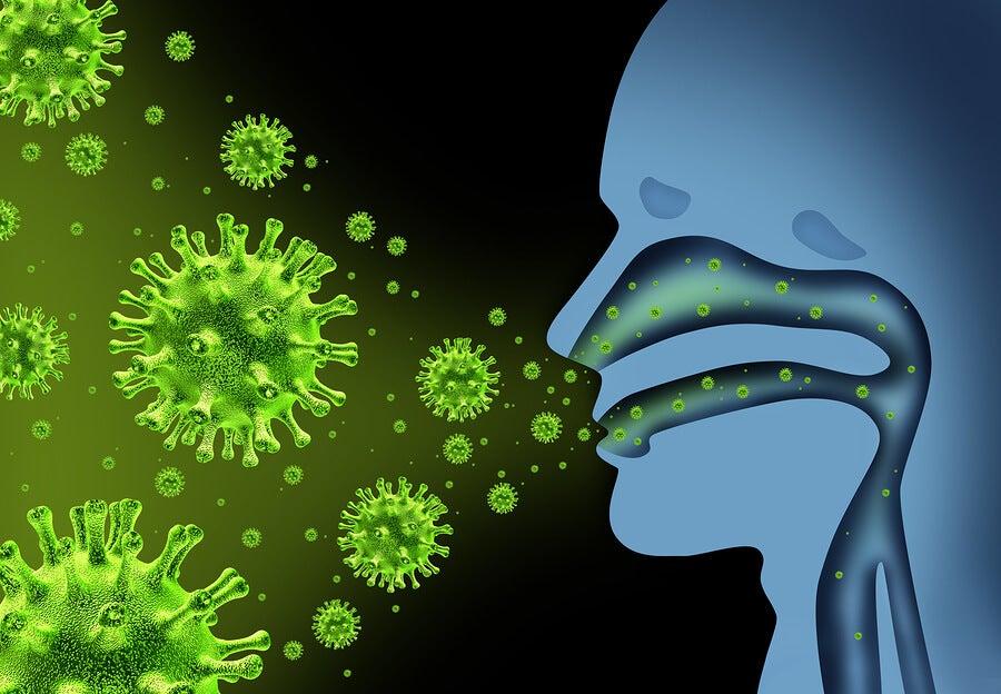 La gripe está entre las enfermedades contagiosas más peligrosas que existe.