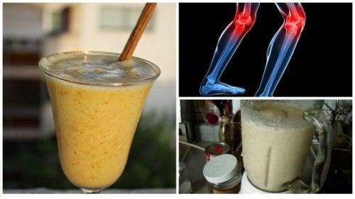 5 jugos curativos para aliviar el dolor de la artritis reumatoide