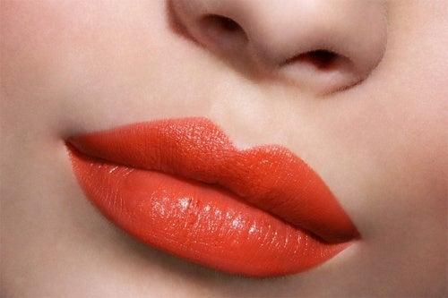 los labios coral