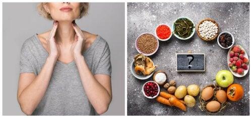Hipotiroidismo: ¿es posible mejorarlo con alimentos?