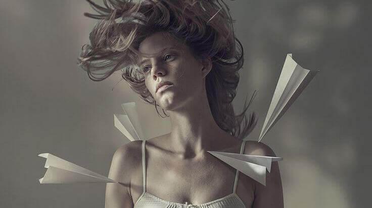 Un trauma del pasado puede acrecentar la fobia a volar