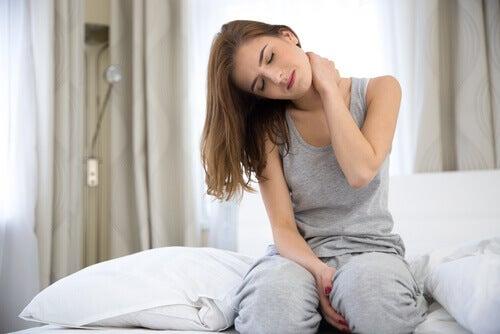 6 efectos raros de la ansiedad